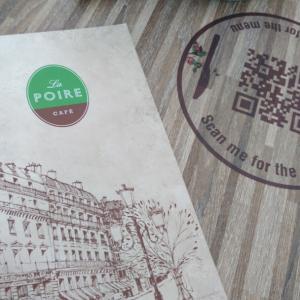 コロナ対策!レストラン&カフェ