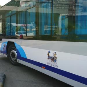 増えてほしいかも?公共バス