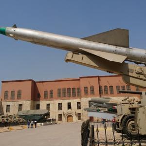 ムハンマド・アリモスクに行ったら軍事博物館にも行こう