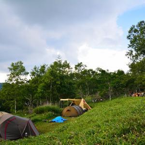 霧ヶ峰キャンプ場 2021