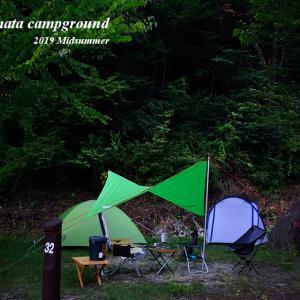 弓の又キャンプ場 避暑キャン2019