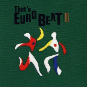No.7 That's EURO BEAT vol.10 /Various Artists -1989年のMy Best Album10
