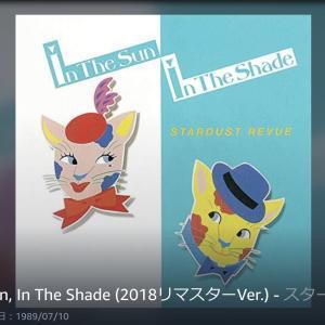 In the Sun, In the Shade /スターダスト・レビュー -1989年のMy Best Album10