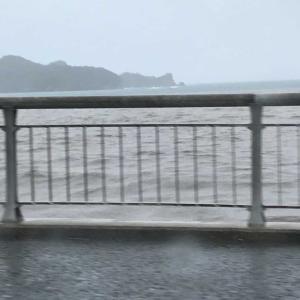長崎のお盆休みは雨・雨・雨