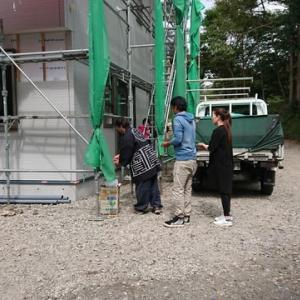 【家作り教室】~上棟式編~ №2