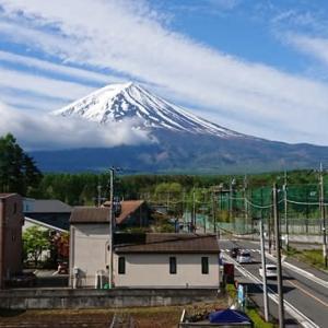 【河口湖】~ 富士山/365日 ~ 真夏日編 №1