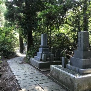 墓参のこころ