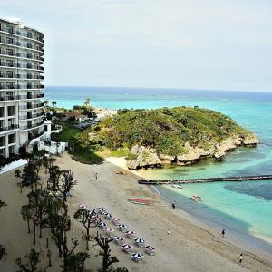 沖縄旅行・・・・・ホテルモントレ沖縄 スパ&リゾート