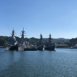 またもや横須賀、軍港めぐり