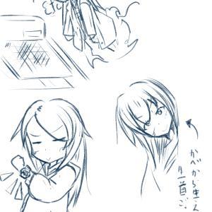 【オリ】幽霊になった日2
