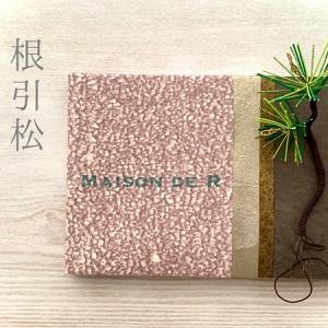和紙と水引でインテリアパネル作りの単発講座