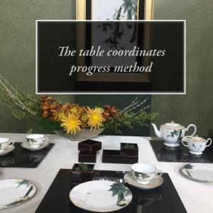 これさえ知ればテーブルコーディネートが上手くなる!