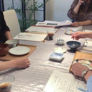 知る・愉しむ~日本の器 い・ろ・はn-ist体験講座を開催しました!