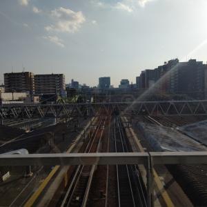 橋上からの景色
