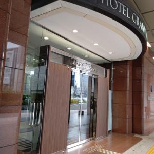 お見合いの紹介をホテルグランヴィア大阪で、なう~