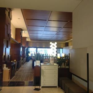 10時のお見合いでお席が取れなかったんです~ホテルグランヴィア大阪なう。
