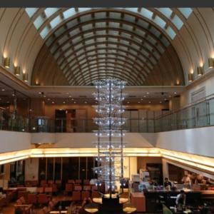 2020年9月のホテルグランヴィア大阪のラウンジの営業時間