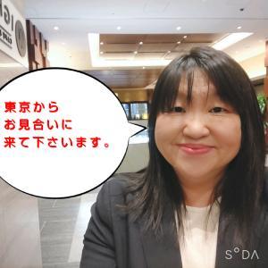東京からお見合いに来てくれはるんです!