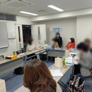 大野先生のプロフィール交換会に参加させて頂きました。