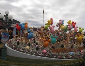 ディズニーランド30周年に行って来ました