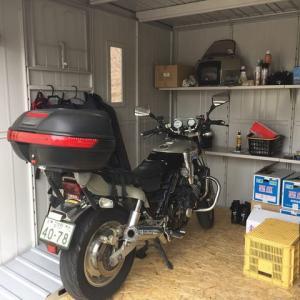 バイク・ガレージ ~その2