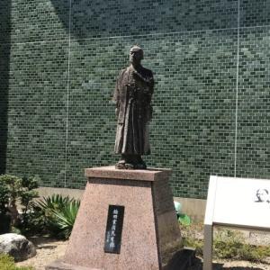 若州小浜2020~梅田雲浜関連碑と街並み