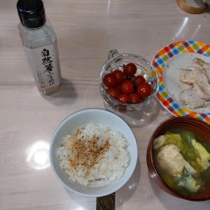 連日の夕食アップロード!