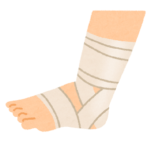 『フットボーラーズアンクル(footballers-ankle)』というスポーツ障害をご記憶ください。