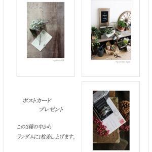 明日〜2018年カレンダー販売とプレゼントポスカ♪