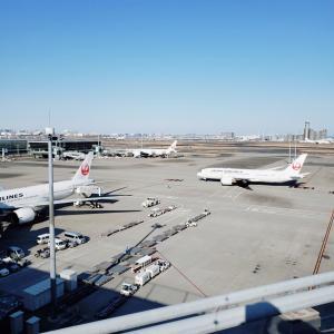 3月29日より羽田空港のターミナル名が変わります