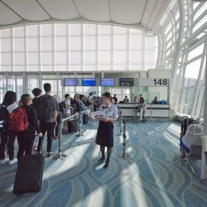 アメリカン航空26便羽田→ロサンゼルス(7月10日) 搭乗レポート