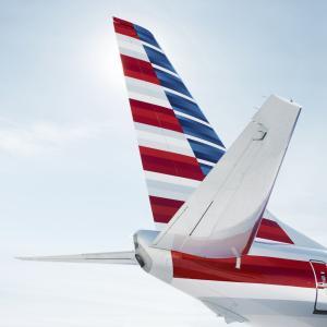 アメリカン航空、ワイドボディ機にプレミアムエコノミークラス設置完了