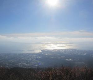 雲仙日帰り旅行(紅葉&霧氷見学)