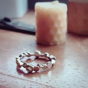 【40代の暮らしの整理】 眠ったままの婚約指輪を結婚20年目記念のリフォームに。