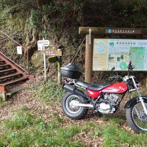 理想はバイクで山へ