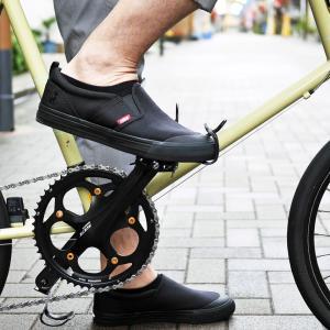 自転車用スリッポン CHROME DIMA 3.0 に惚れた