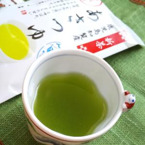 6月に飲んだ鹿児島の新茶