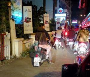 タイへの入国後、国内移動はどうなっているか