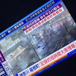 台風19号の雨被害