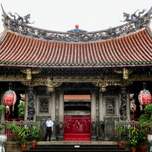 AROUND LUNGSHAN TEMPLE