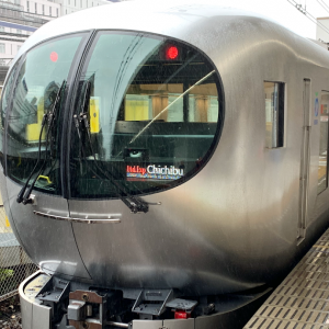 A TRAIN DESIGNED BY AN ARCHITECT