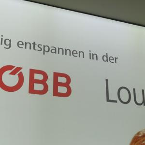 ÖBB LOUNGE AT WIEN HBF