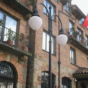 FOUR SEASONS HOTEL CASA MEDINA BOGOTÁ PART1