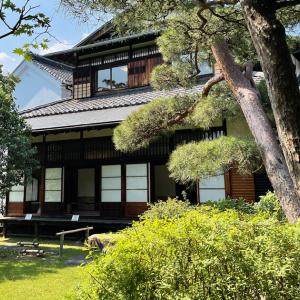 EDO-TOKYO OPEN AIR ARCHITECTURAL MUSEUM: HACHIROUEMON MITSUI'S RESIDENCE