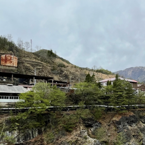 INTO ASHIO VALLEY: THE END OF THE ROAD