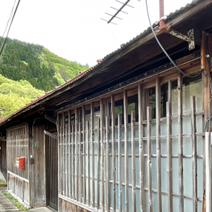 INTO ASHIO VALLEY: MINERS' HOUSES