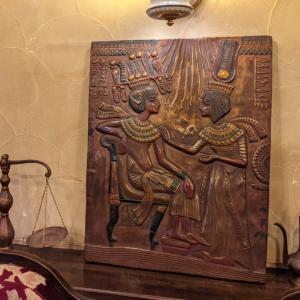 エジプトというキーワードでシンクロ続き!