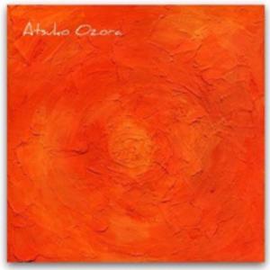 ★今日の色絵 オレンジ色
