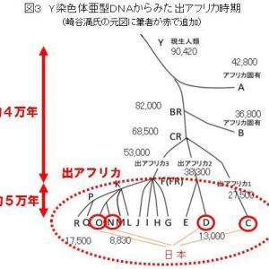 「縄文ノート62 日本人のルーツは『アフリカ高地湖水地方』」の紹介