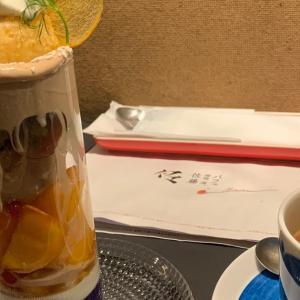 パフェを食す㏌札幌